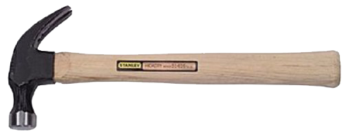 Stanley Wood Handle Nail Hammers - AMMC