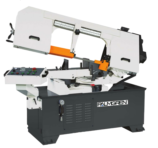 "C.H Hanson 13 x 19"" Horizontal Miter Band Saw - AMMC"