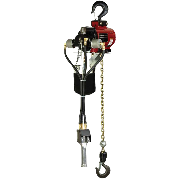 Ingersoll-Rand Air Chain Hoist - AMMC
