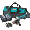 Makita BGA452 18V LXT Lithium-Ion Cordless Angle Grinder Kit - AMMC - 1