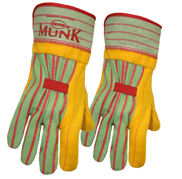 Boss 1BC5510 Chore Gloves with Safety Cuff - AMMC - 1