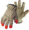 Boss 1BL18367 Grain Cowhide with High-Vis Finger Tips - AMMC - 2