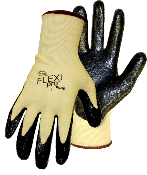 Boss 1UHK100 Flexi Pro Plus Aramid Knit with Nitrile Coating - AMMC