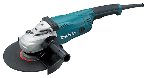 "Makita GA9020 - 9"" Angle Grinder with AC/DC Switch - AMMC"