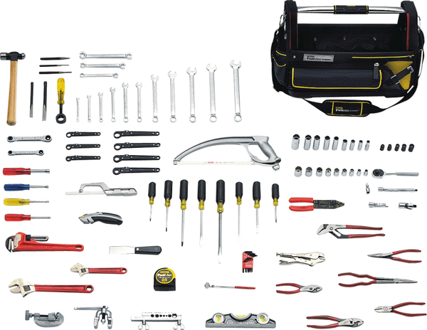 Proto Tools HVAC Basic Tool Set - 150pc - AMMC