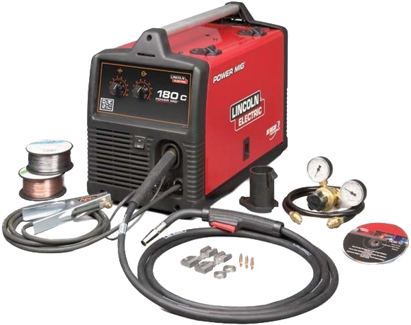 Lincoln Electric K2473-2 Power MIG 100C MIG Welder - AMMC