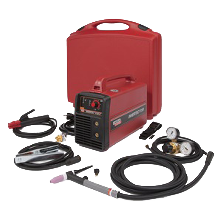 Lincoln Electric Invertec V155-S TIG Ready-Pak Welder - AMMC