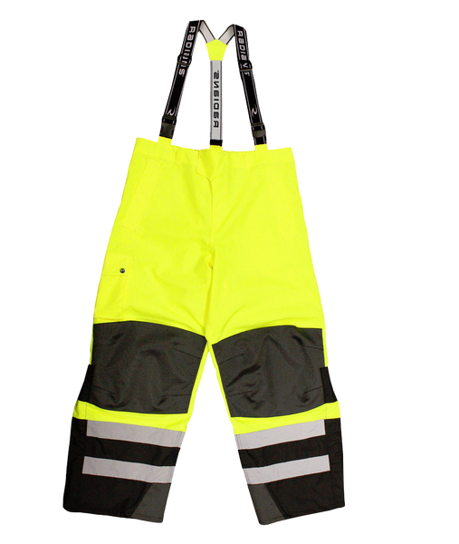 Radians RW32-EZ1Y Heavy Duty Rip Stop Waterproof & Breathable Pants w/ Bib - AMMC - 1