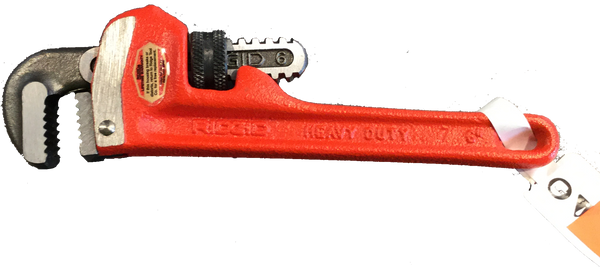 Ridgid Tools Pipe Wrench - AMMC
