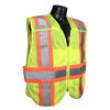 Radians SV24-2 Breakaway Expandable Two-Tone Safety Vest - AMMC - 2