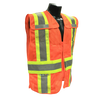 Radians SV24-2 Breakaway Expandable Two-Tone Safety Vest - AMMC - 1