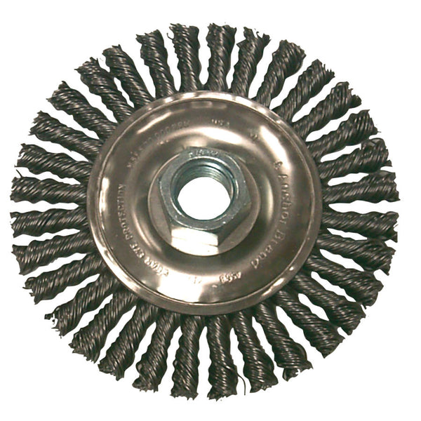 Anchor Stringer Bead Wheel Brushes - Various Sizes - AMMC
