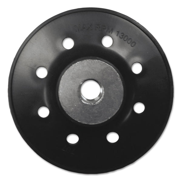 "B-Line Heavy Duty 4-1/2"" Back-Up Pad - AMMC"