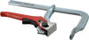 "Bessey LC20 J Series 20"" Steel Rapid-Action Lever Clamp - AMMC - 2"