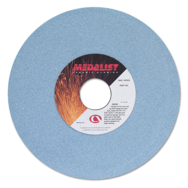 "Carborundum Carbo Medalist 7"" Toolroom Wheel - AMMC"