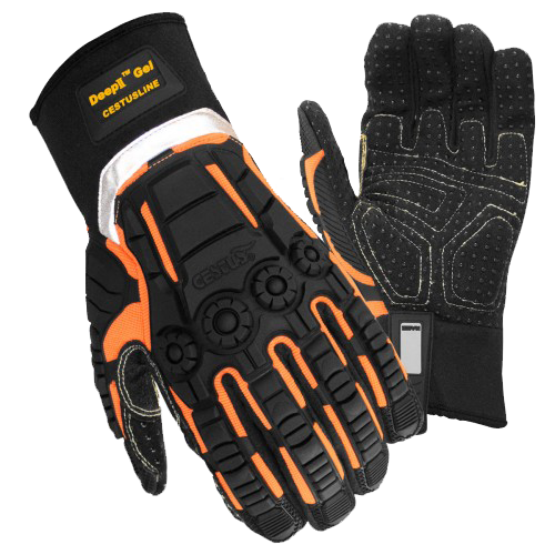 Cestus Gloves 3045 Deep II® Gel - AMMC - 1