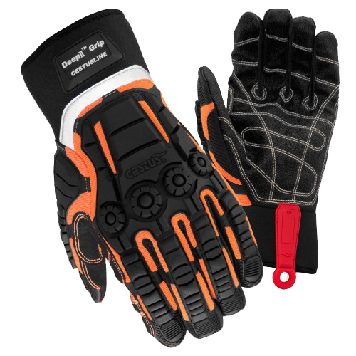Cestus Gloves 3075 Deep II® Grip - AMMC - 1