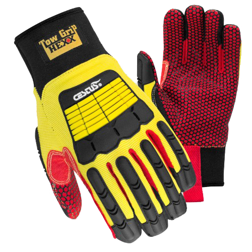 Cestus Gloves 3104 Tow Grip Hexx - AMMC - 1