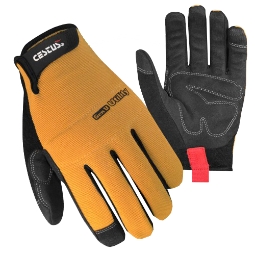 Cestus Gloves Gen-U™ 925- Yellow - AMMC - 1