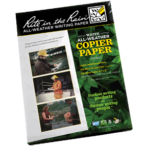 Rite in the Rain 8511 All Weather Copier Paper - AMMC