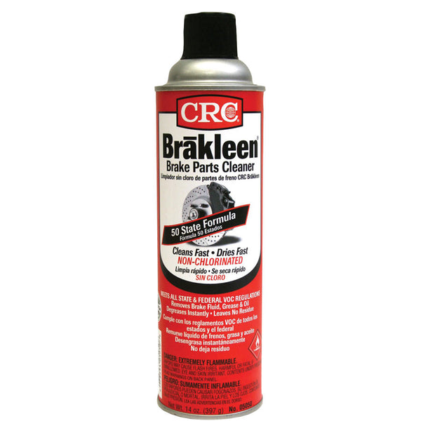 CRC 50 State Brakleen Brake Part Cleaner (Case of 12) - AMMC