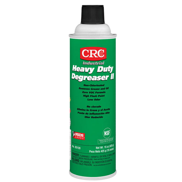 CRC Heavy Duty Degreaser II (Case of 12) - AMMC