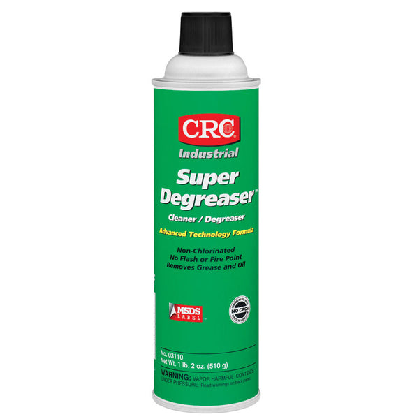 CRC Super Degreaser Industrial Cleaner (Case of 12) - AMMC