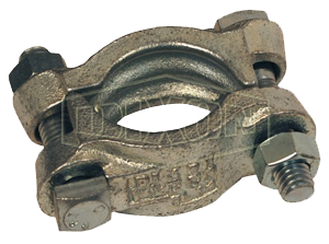 Dixon Double Bolt Clamps without Saddles - AMMC