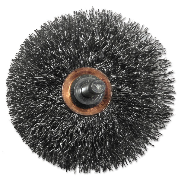"Eagle Crimped Wire Wheel 3"" Brush - AMMC"