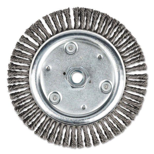 Eagle Narrow Face String Bead Wheel Brushes - AMMC