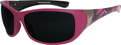 Edge Eyewear YC156-A2 Pink Ladies Designers Non-Polarized - AMMC - 1