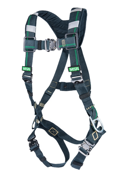 MSA 10103216 Gravity Harness - AMMC
