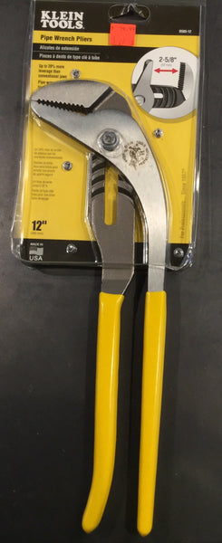 Klein pipe wrench pliers - AMMC