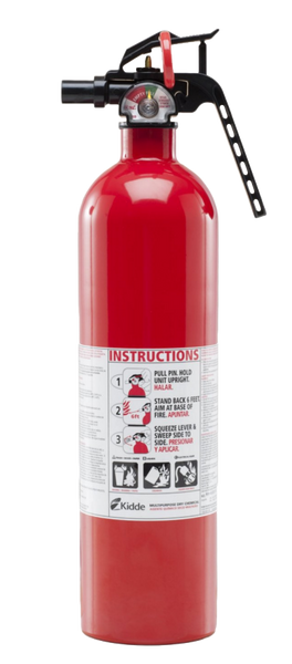 Kidde Full Home Fire Extinguisher - AMMC