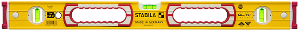 Stabila Heavy-Duty Level - Type 196 - AMMC