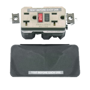 Lincoln Electric K1690-1 GFCI Receptacle Kit - AMMC