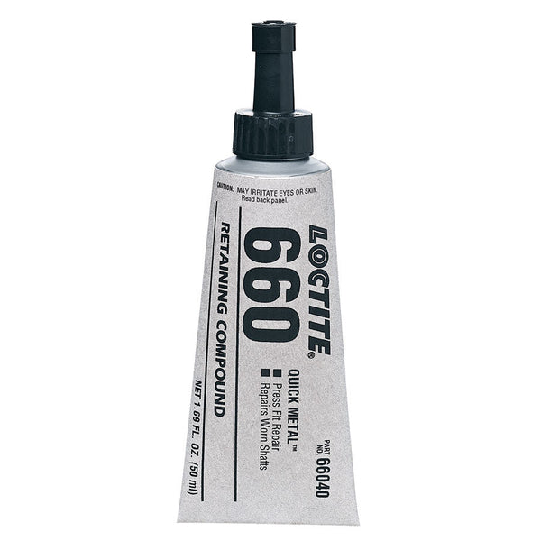 Loctite 660 Quick Metal Retaining Compound - AMMC