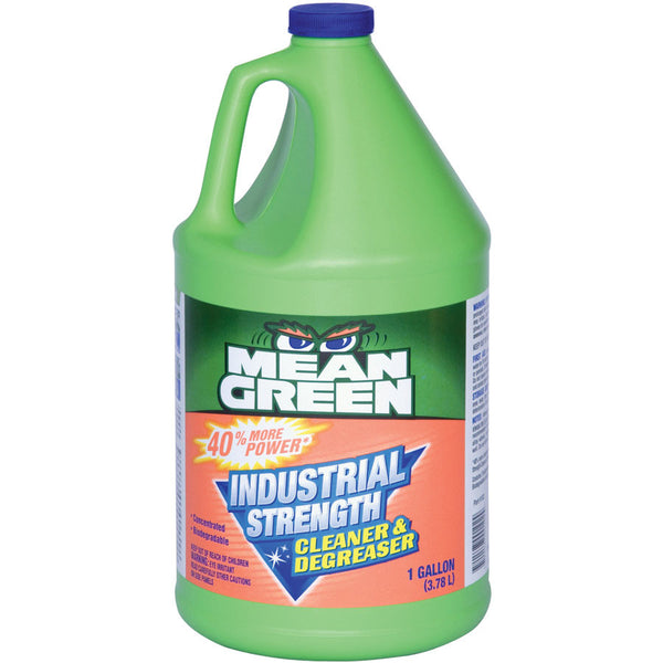 LPS Mean Green Industrial Strength Cleaner - 1 Gallon Bottle (Case of 4) - AMMC