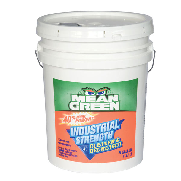 LPS Mean Green Industrial Strength Cleaner - 5 Gallon - AMMC