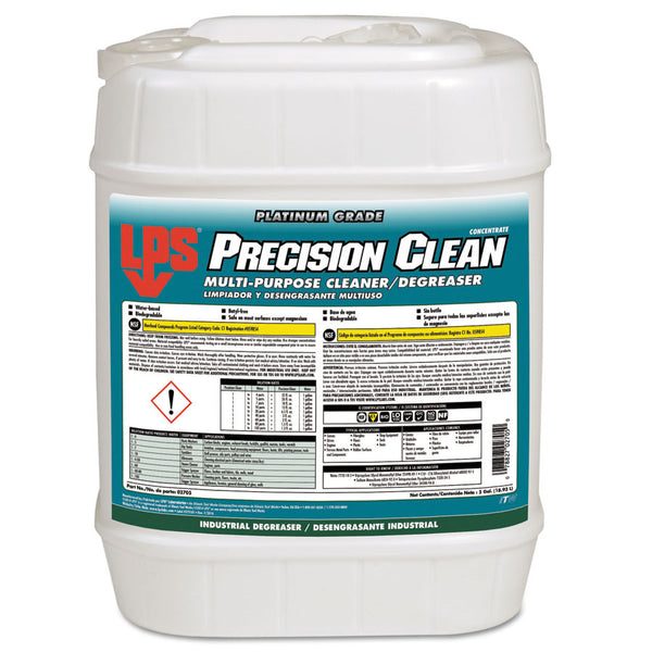 LPS Precision Clean Biodegradable Multipurpose Cleaner - 5 Gallon - AMMC