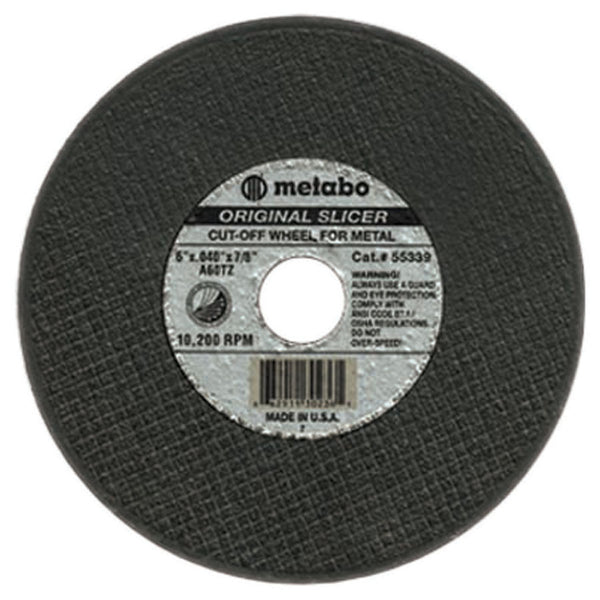 Metabo Original Slicer Cutting Wheels - AMMC