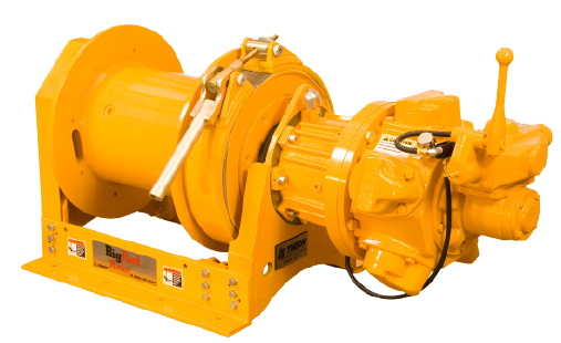 Thern Personnel Winches - AMMC