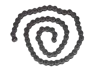CS Unitec 5 1201 9010 Extension Chain for Hacksaw Pipe Clamps - AMMC