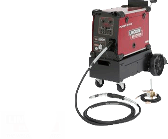 Lincoln Electric K2774-2 Power Wave C300 Steel Ready-Pak - AMMC