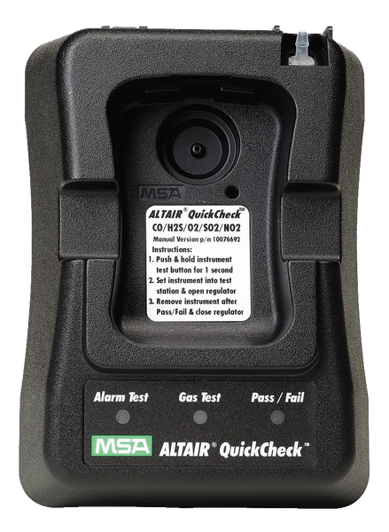 MSA 10076692 Altair Quick-Check Station - AMMC