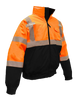 Radian Class 3 Two-In-One High Visibility Bomber Safety Jacket - AMMC - 1