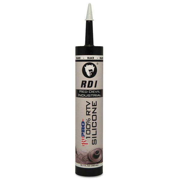 Red Devil RD PRO Industrial Grade RTV Sealant - Various Colors - AMMC - 1