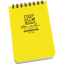 Rite in the Rain 134 Pocket Top Spiral Notebook - AMMC
