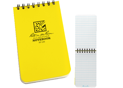 Rite in the Rain 135 Pocket Notebook - AMMC - 1