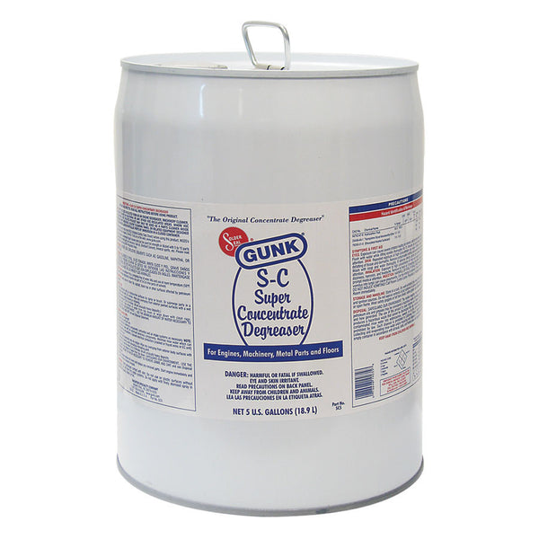 Solder Seal Super Concentrate Degreaser - 5 Gallon - AMMC